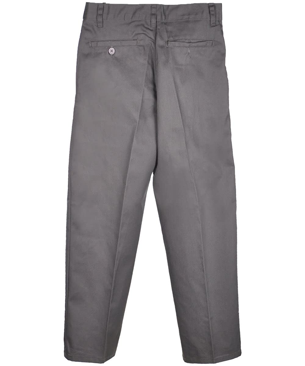 More Styles Available Genuine School Uniform Boys Twill Pant