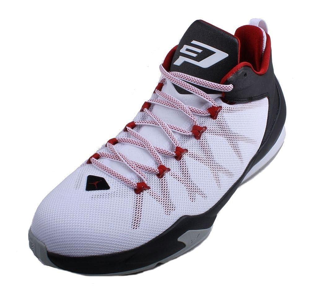 wholesale dealer 6a7fb 0bbfa Amazon.com | NIKE Jordan CP3. VIII AE Mens White/Black/Gym ...