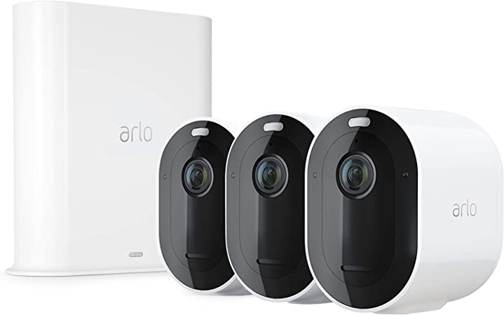 Arlo Pro 3 Spotlight Camera- Wire-Free, 2K Video & HDR
