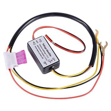 XCSOURCE® Controlador de LED del coche Tiempo de día Ejecución de la lámpara de luz Auto DRL El Controlador / apagado 12V para Auto Car Accesorios MA945: ...