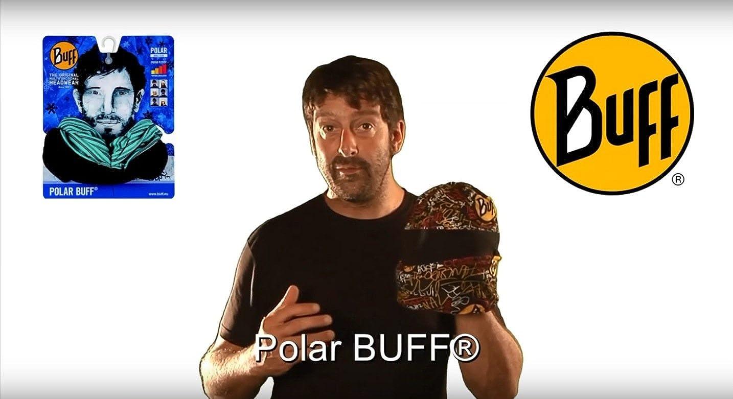 Braga de Cuello Buff Polar