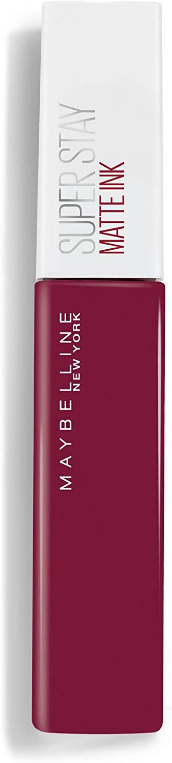 Maybelline New York b3135700 Pintalabios Superstay Matte Ink City Edition N ° 112 Composer