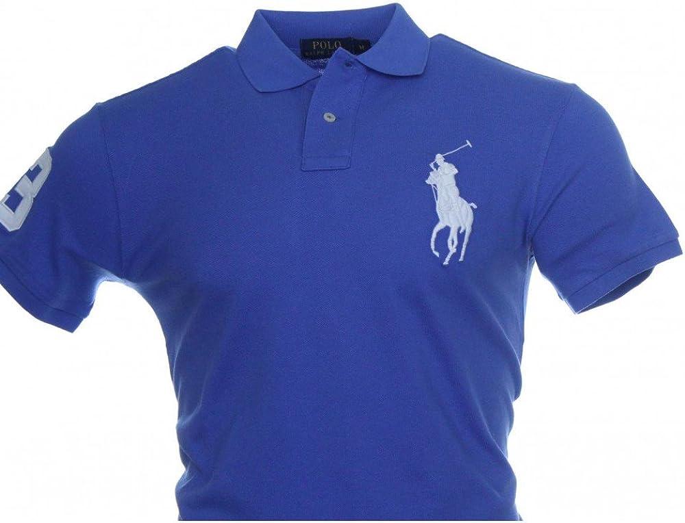 Ralph Lauren - Polo - para Hombre Azul X-Large: Amazon.es: Ropa y ...