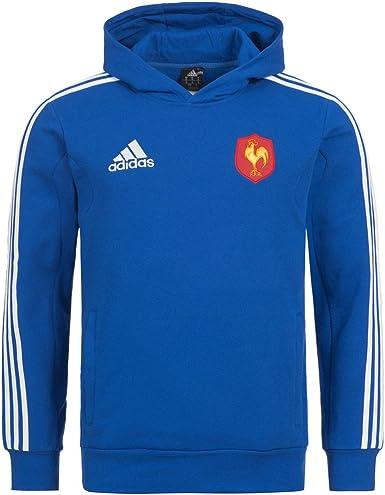Sudadera de rugby de la selección de Francia FFR azul XS : Amazon.es: Ropa y accesorios