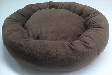 Daeou Cama para Mascotas Tela se Puede Lavar y Lava Alfombra de Perro Perrera Grande