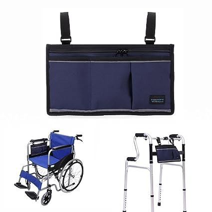 Walker Bags - Bolsa de viaje para silla de ruedas y scooter eléctrico, bolsa de