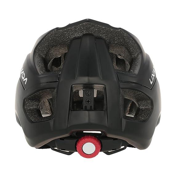Lixada Casco de Ciclismo de Montaña Casco Protector Ultraligero de Seguridad Deportiva 13 Orificios de Ventilación: Amazon.es: Deportes y aire libre