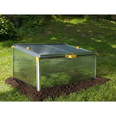 Exaco Biostar 1000 Protect Premium Cold-Frame Greenhouse from Exaco Trading Co