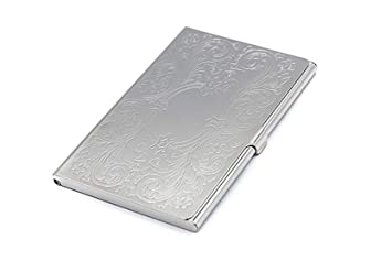 Amazon Business Card Carrying Case Luxurious Victorian