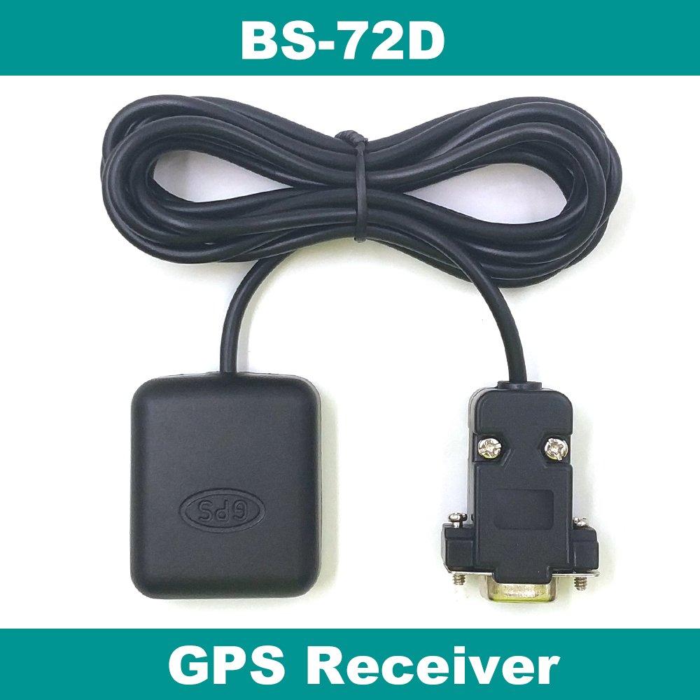 Amazon.com: Xligo 5.0V RS-232 DB9 female connector RS232 GPS  receiver,9600bps,NMEA-0183 protocol,4M FLASH,with GPS module and  antenna,BS-72D: GPS & ...