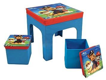 Pat'patrouille De Fun Intissé Pliable Enfant Tabourets X Cm Pour Table Avec 712649 Rangement House En 2 52 15 Y7fb6gy
