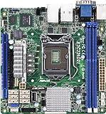 ASRock E3C226D2I - Placa base (DDR3-SDRAM, Mini-ITX, S-ATA 600)