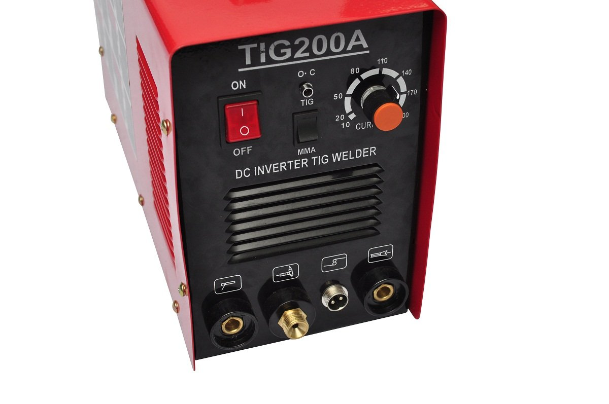 Máquina de soldadura TIG 200