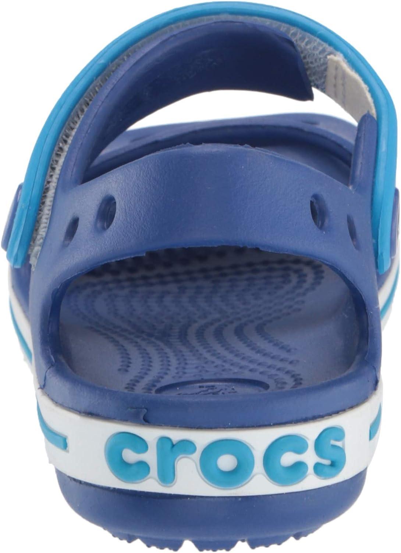 Crocs Crocband Kids Sandali con Cinturino alla Caviglia Unisex-Bambini