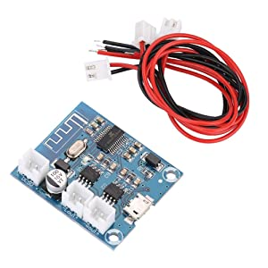 15Wx2 Durable Mini Bluetooth Amplifier Board Module 4.2 Circuit Stereo Speaker Digital Module with Dual Channel Output