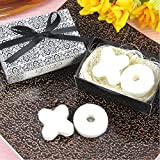XO Shape Soap Wedding Favors Gifts For Guests Souvenirs Decoration Event Party Supplies