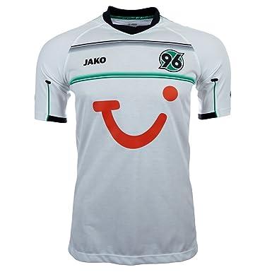 Jako Camiseta de fútbol del equipo Hannover (Europa League 12-13) blanco blanco