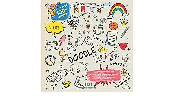 - Amazon.com: Professional Coloring Book Animal, Emoji, Restaurant, Heart,  Bird, Fairy Tales, Design, Power, Autumn, Butterflies, Cow, Duck, Baby And  Others. Large Coloring Book Doodle (Doodle Coloring Book)  (9781076979896): Garner, Kaitlyn: Books