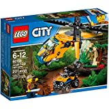 City Jungle Cargo Helicopter Toy - 60158
