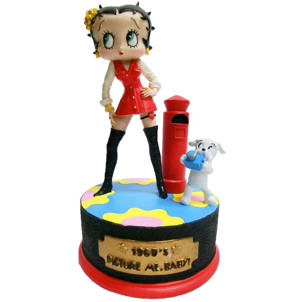 最新のデザイン Betty Boop baby! オルゴール 1960's Picture me Betty baby! 1960's B00FSD2QQ0, スニーカーショップNeutral Ground:47469e53 --- svecha37.ru
