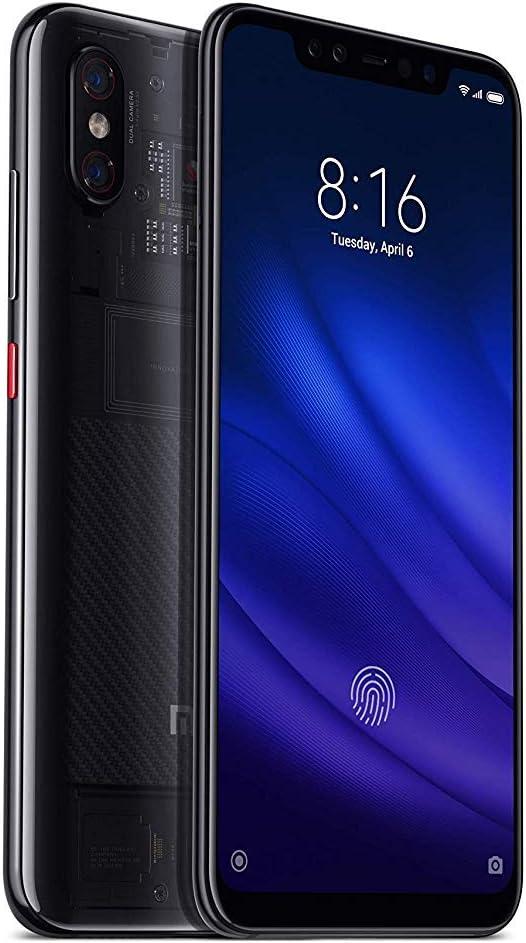Xiaomi Mi 8 Pro Dual SIM 128GB 8GB RAM Transparent Titanium