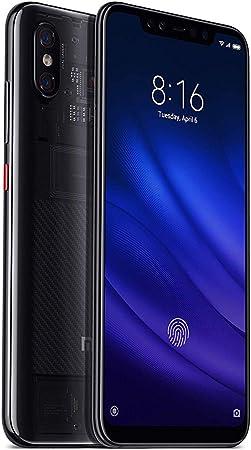 Xiaomi Mi 8 Pro Dual SIM 128GB 8GB RAM Transparent Titanium: Amazon.es: Electrónica