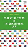 Essential Texts in International Law