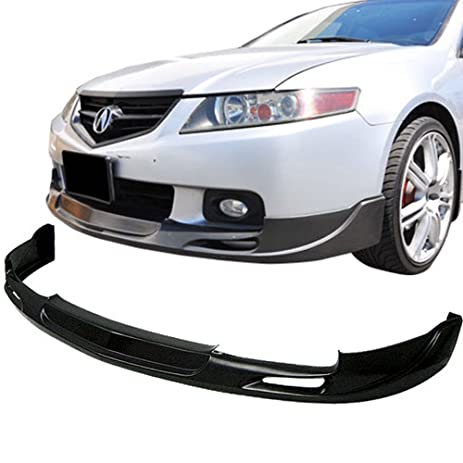 Amazon 04 05 acura tsx type 2 urethane add on front bumper 04 05 acura tsx type 2 urethane add on front bumper lip spoiler sciox Images