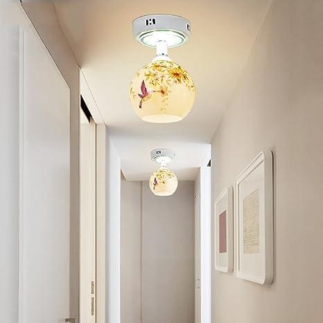 Lámpara de techo, Moderno minimalista personalidad creativa ...