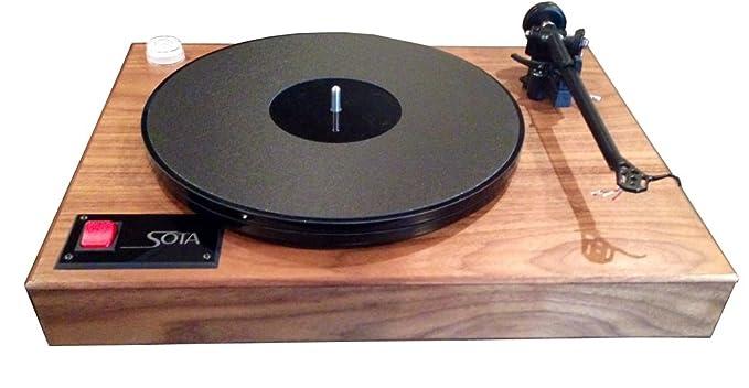 Amazon.com: Tocadiscos Sota Comet con rega s-303 tonearm ...