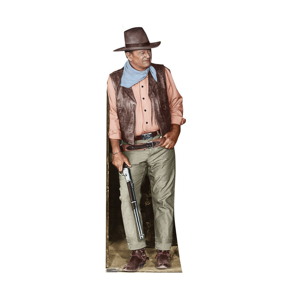John Wayne - Collector's Edition - Advanced Graphics Life Size Foam-Core Standup