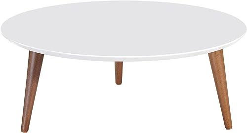Manhattan Comfort Moore Modern Short Coffee Table