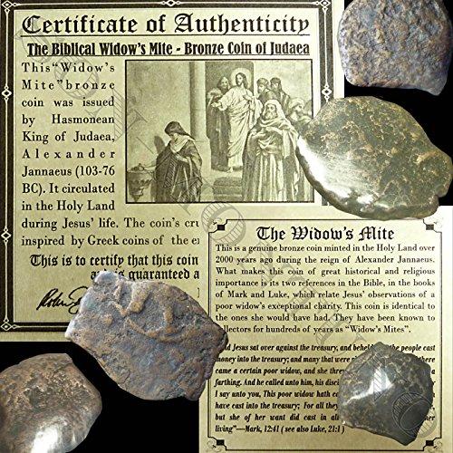 ONE 2000 Year Old Biblical Widow