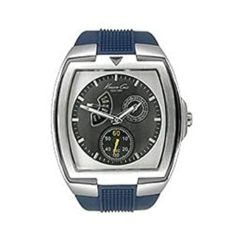 Kenneth Cole New York Multifunction Black Dial Mens watch #KC1448BL