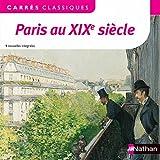 Paris au XIXe siècle