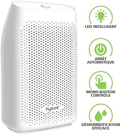Absorbeur Humidite arrêt automatique Raumentfeuchter MODE NUIT Déshumidificateur