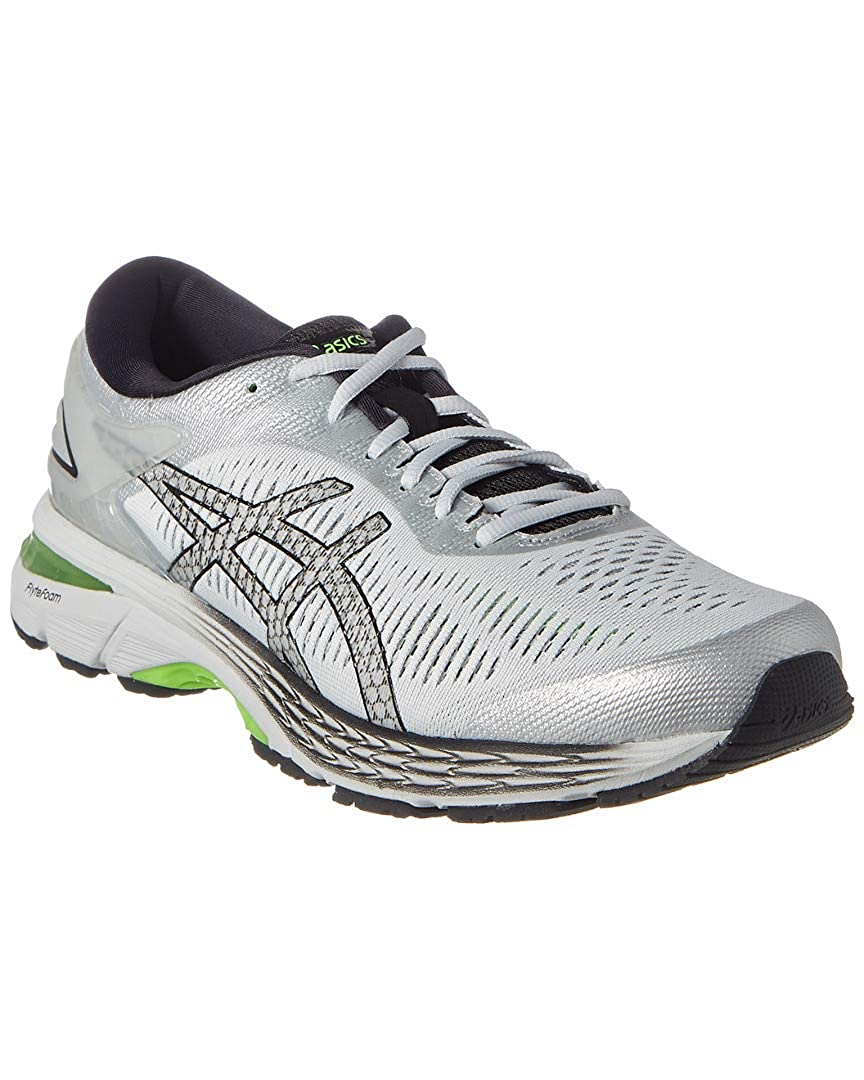 ASICS Gel cumulus 13 Mens Size 8 Silver Mesh Running Shoes