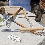 Luxury Barbecue Tool Utensils Set