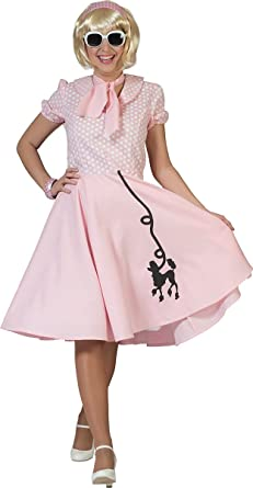 Poodle Dress Pink (40/42)
