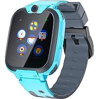 Kinderen Horloges voor Meisjes Jongens, Muziek Games Kids Telefoon Voor Meisjes Smart Horloges Met Hd Touchscreen Oproep…