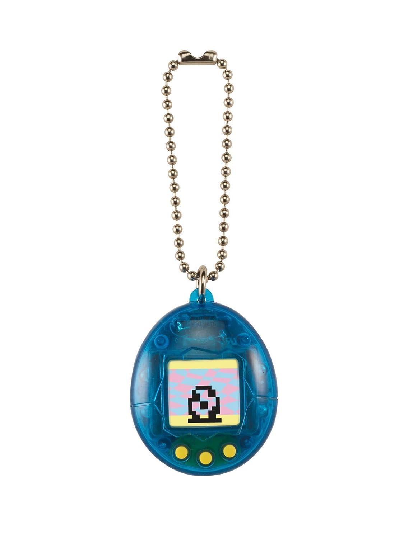 20th Anniversary Tamagotchi Device, Blue Bandai America Incorporated 41801