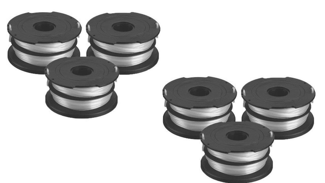 Black & Decker Dual Line AFS Spools DF-065 (6 Pack)