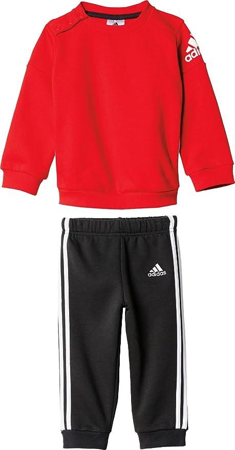 Adidas I Sp Crew Jogg - Tuta Sportiva da Bambino  Amazon.it  Sport e ... cd9b30725d36
