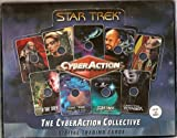 Star Trek CYBERACTION Digital trading cards box set Limited to 6000