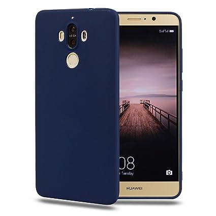 Leton Funda Huawei Mate 9 Silicona Suave Flexible TPU Móvil ...