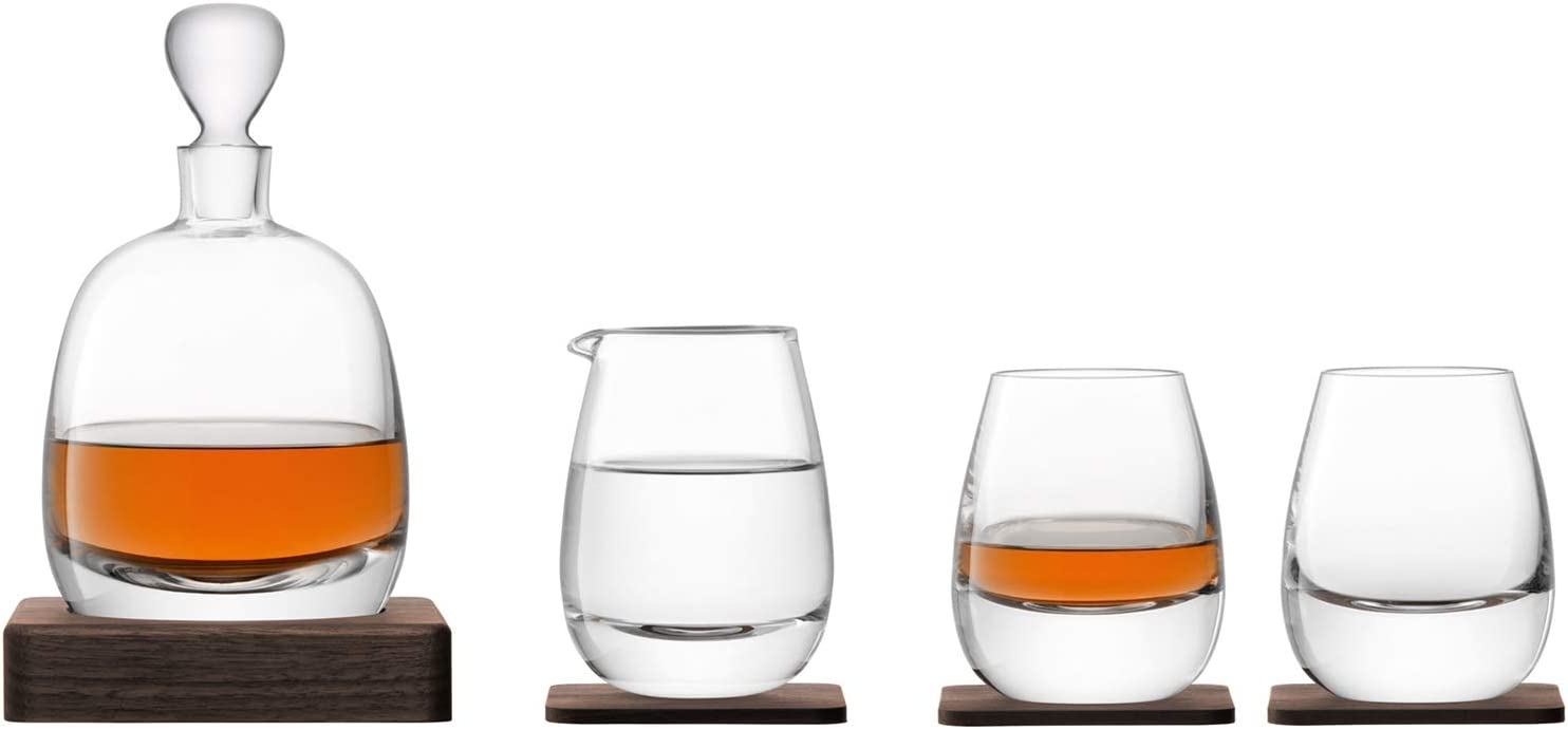 LSA International Whisky Max 56% OFF Year-end annual account Islay Set 0.1 Clear