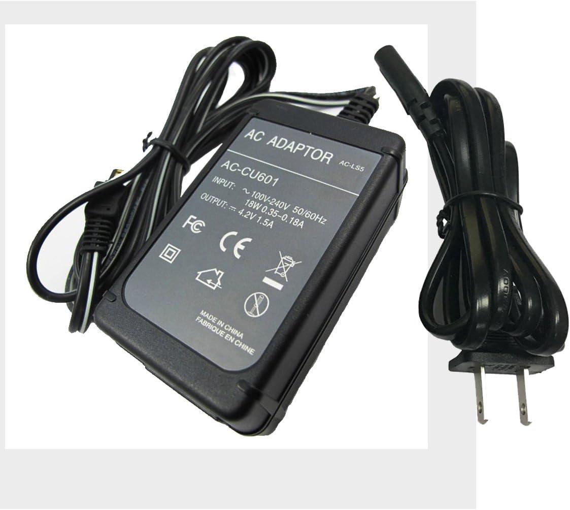 ac-ls5dk dk-1g Cámara-fuente de alimentación para Sony CyberShot como Sony ac-ls5