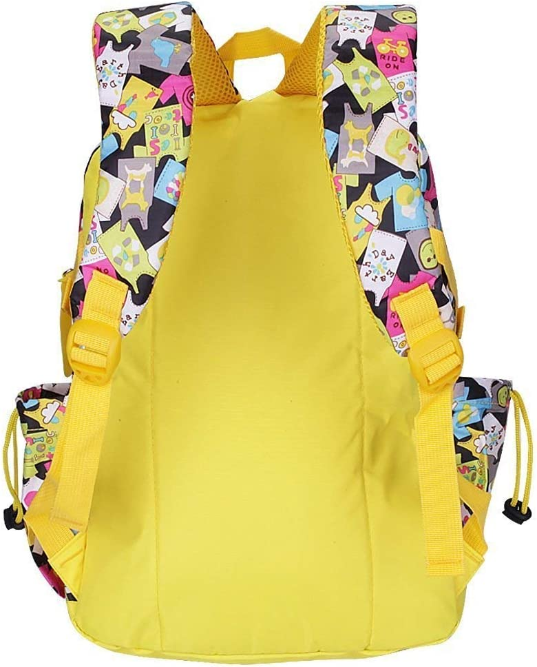 TLMY Backpack Casual Printing Ultra Light Weight Loss Candy Color Bag Backpack Color : D