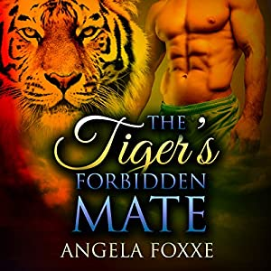 The Tiger's Forbidden Mate Audiobook