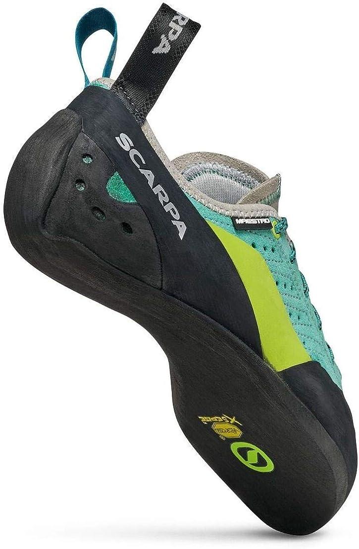 Scarpa Maestro Eco Wmn, Zapatillas de Escalada Mujer: Amazon ...